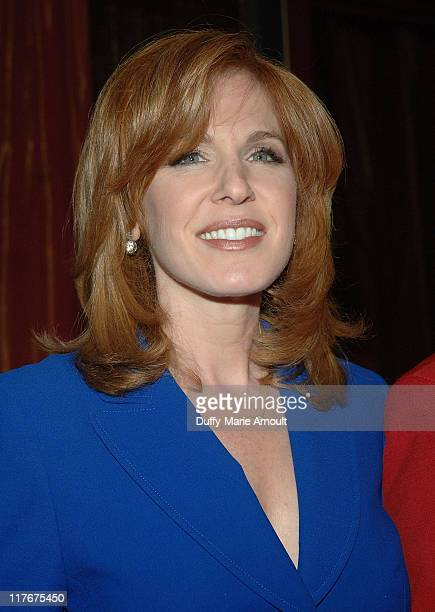 Leading Business News Anchor Liz Claman attends the Kickoff Reception for the 2007 Breeders' Cup World Championships led by Ivanka Trump and the...