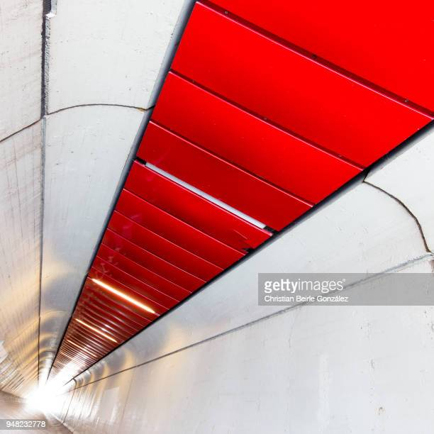 leading line in red - christian beirle stock pictures, royalty-free photos & images