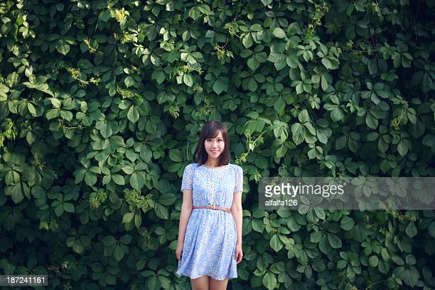 leaf wall