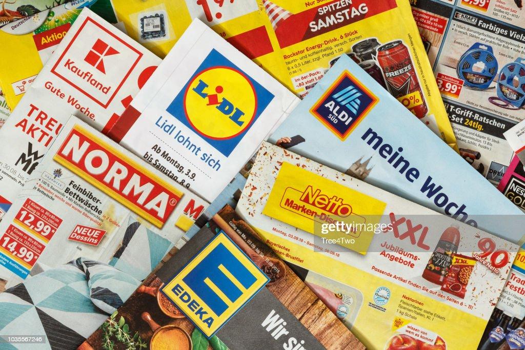lidl germany leaflets