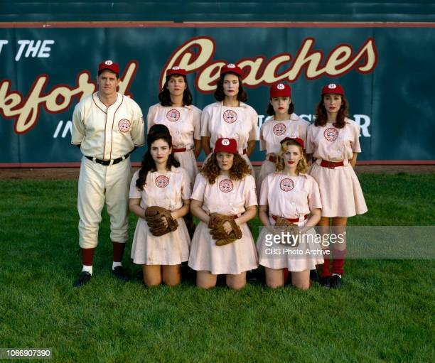 League of Their Own a shortlived television series based on the theatrical movie Premiere episode broadcast April 10 1993 Sam McMurray Katie Rich...