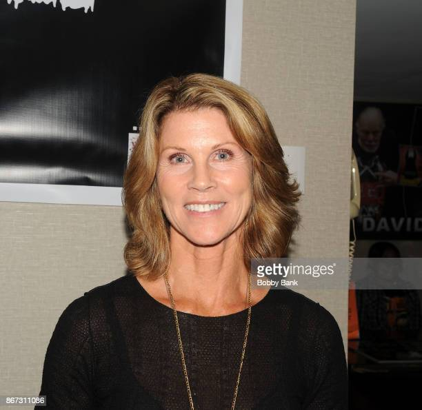 Leah Ayres attends Chiller Theater Expo Winter 2017 at Parsippany Hilton on October 27 2017 in Parsippany New Jersey