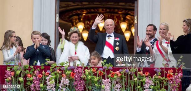 Leah Isadora Behn Princess Ingrid Alexandra Prince Sverre Magnus Maud Angelica Behn Queen Sonja Emma Tallulah Behn King Harald Crown Princess...