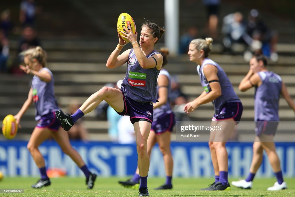 AFLW Rd 7 - Fremantle v Carlton