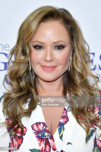 Leah Remini attends the 44th Annual Gracies Awards, hosted by The Alliance for Women in Media Foundation at the Beverly Wilshire Four Seasons Hotel...