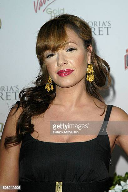 Leah Remini attends US Weekly Presents US' Hot Hollywood 2007 at Sugar on April 26, 2007 in Hollywood, CA.