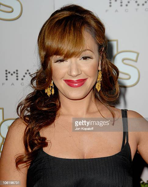 Leah Remini during Us Weekly Presents Us' Hot Hollywood 2007 - Arrivals at Sugar in Hollywood, California, United States.