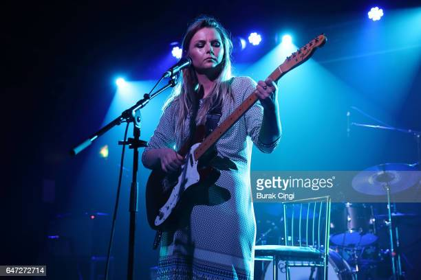 Leah Sanderson of Keto performs at Scala on March 2 2017 in London England