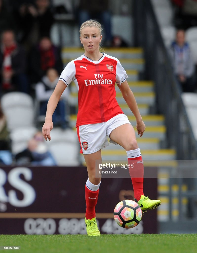 Arsenal Ladies v Tottenham Hotspur Ladies: Women's FA Cup 5th Round