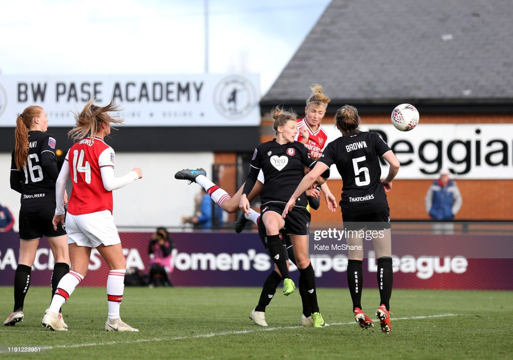 Arsenal v Bristol City - Barclays FA Women's Super League : News Photo