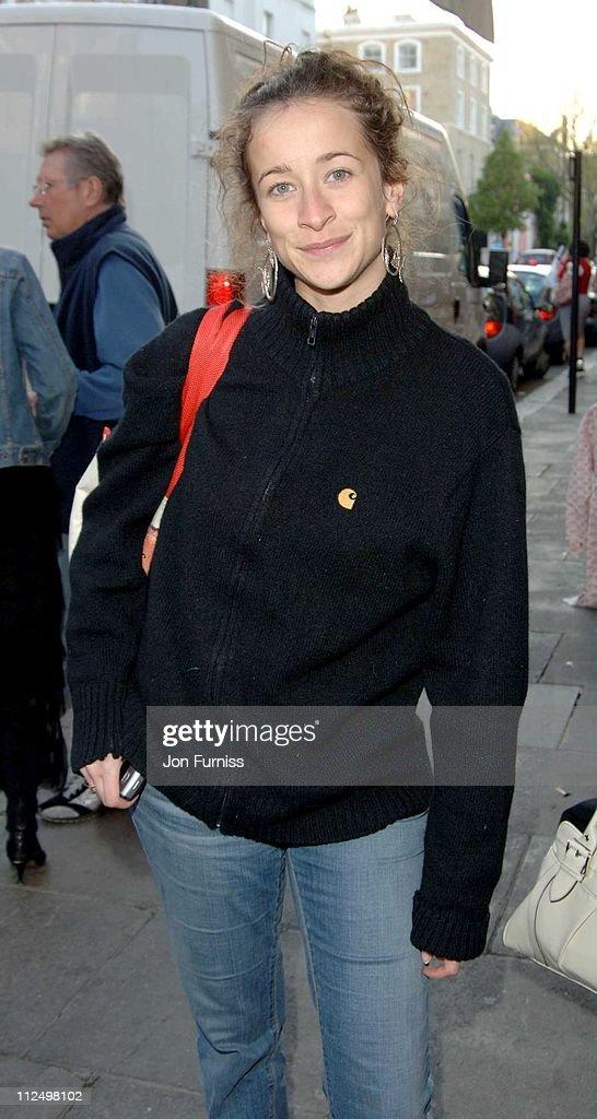 Leah Wood during Paul Karslake - Private View at Hollywood Road in London, Great Britain.