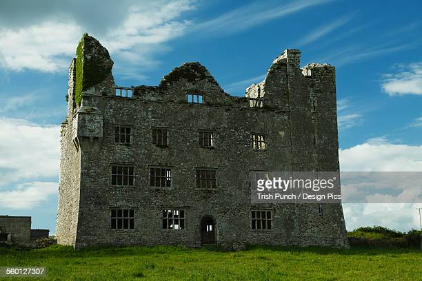 Leamaneh Castle in the Burren region