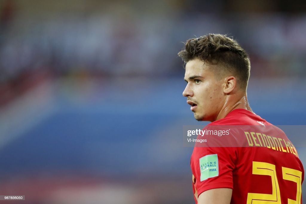 FIFA World Cup 2018 Russia'England v Belgium' : News Photo