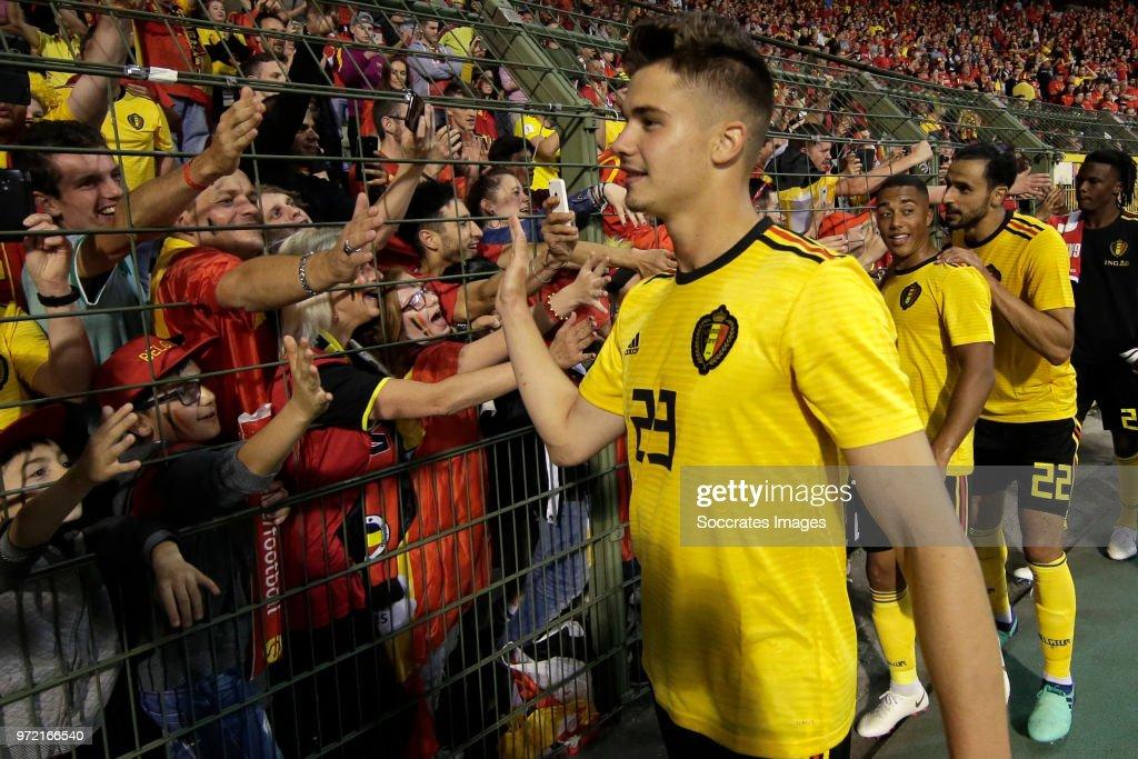 Belgium  v Costa Rica  -International Friendly : News Photo
