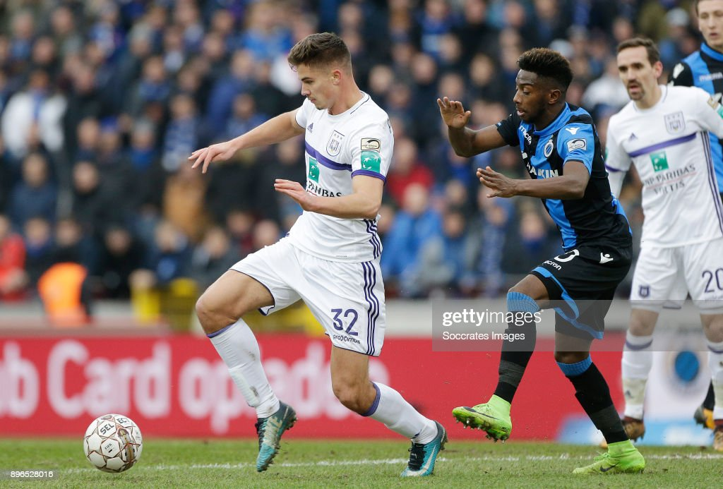 Club Brugge v Anderlecht - Belgium Pro League : News Photo