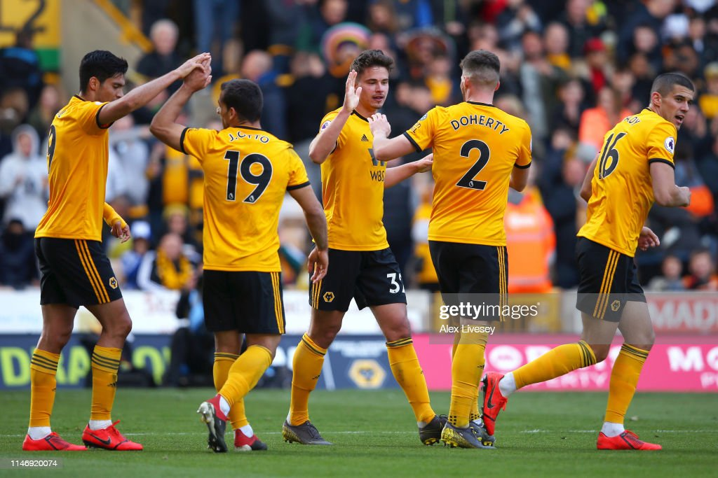 Wolverhampton Wanderers v Fulham FC - Premier League : News Photo