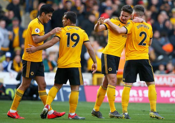 GBR: Wolverhampton Wanderers v Fulham FC - Premier League