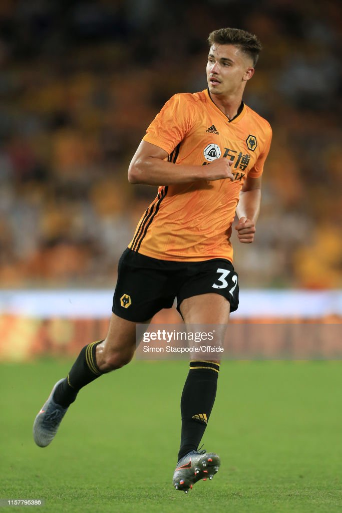 Wolverhampton Wanderers v Crusaders  UEFA Europa League Second Qualifying Round: 1st Leg : News Photo