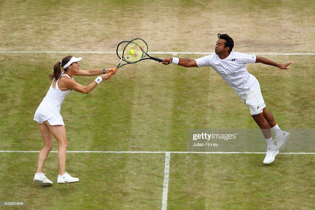 Day Ten: The Championships - Wimbledon 2016