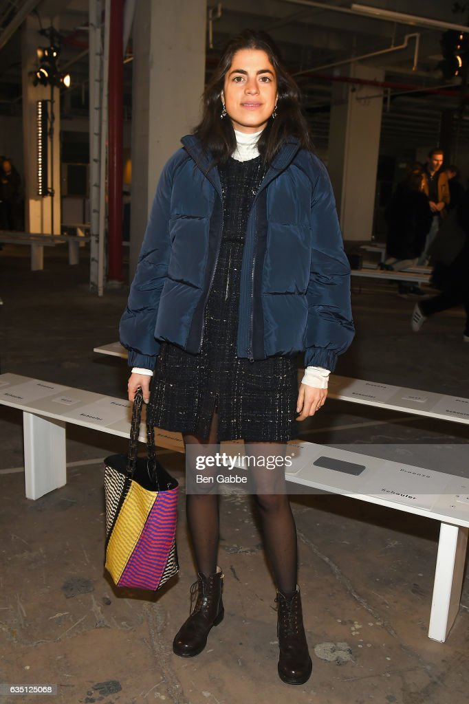 Proenza Schouler - Front Row - February 2017 - New York Fashion Week