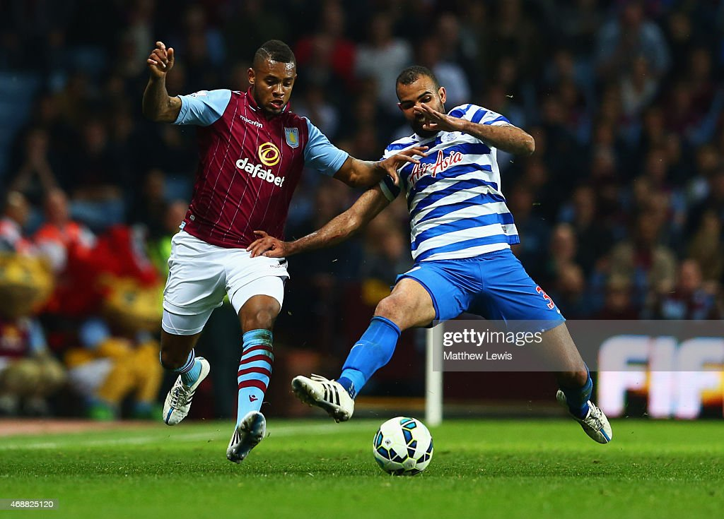 Aston Villa v Queens Park Rangers - Premier League : News Photo