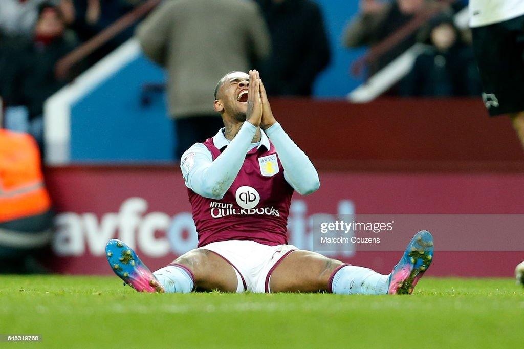 Aston Villa v Derby County - Sky Bet Championship : News Photo