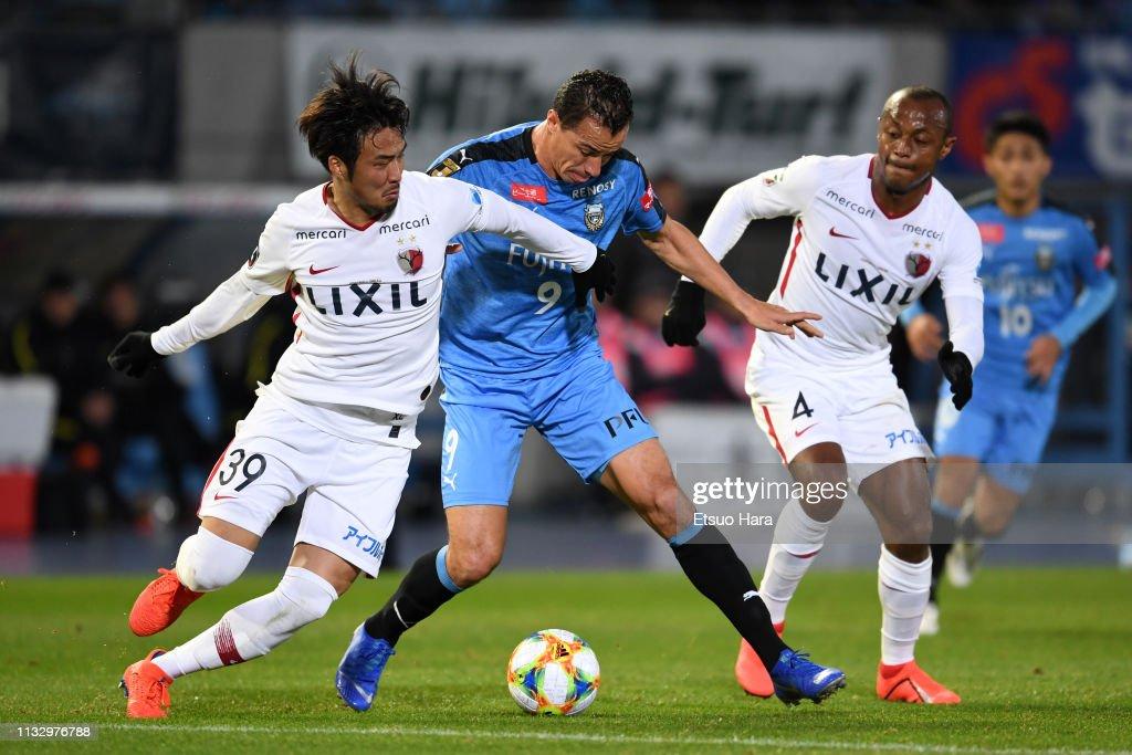 Kawasaki Frontale v Kashima Antlers - J.League J1 : ニュース写真