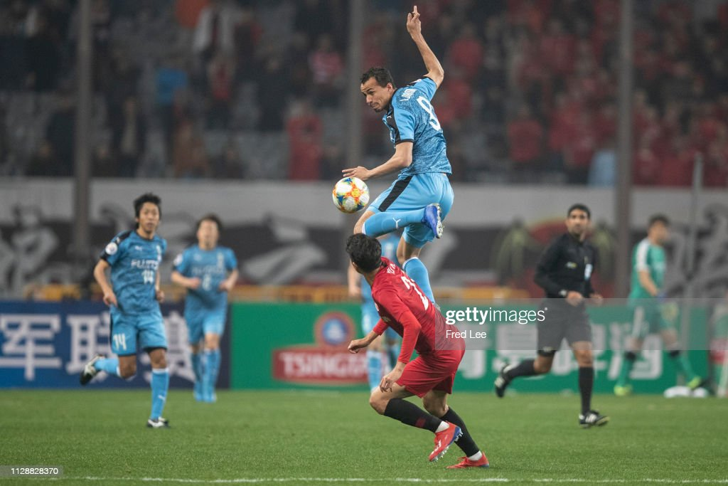 Shanghai SIPG v Kawasaki Frontale - AFC Champions League Group H : ニュース写真