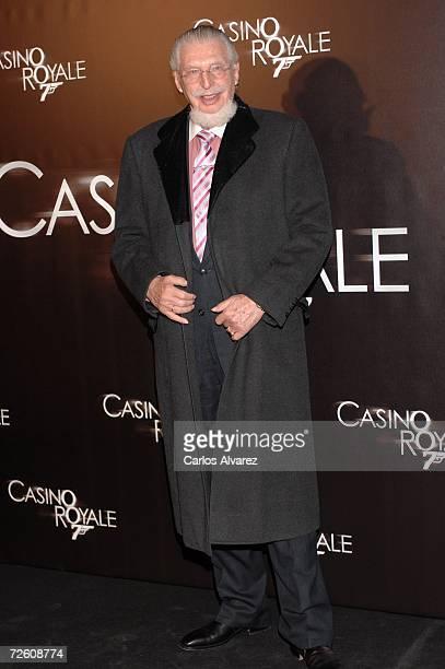 "Leandro de Borbon attends the premiere of ""Casino Royal"" on November 20, 2006 at Avenida Cinema in Madrid, Spain."