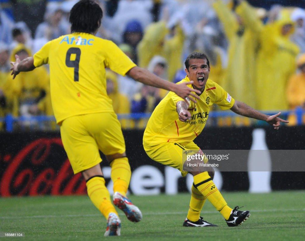 Kashiwa Reysol v Nagoya Grampus - J.League 2013