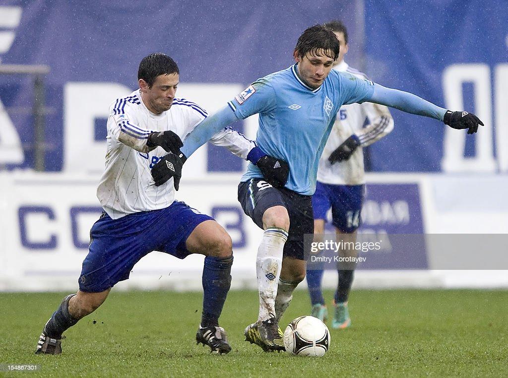 Dinamo Moskva v PFC Krylya Sovetov Samara - Russian Premier League