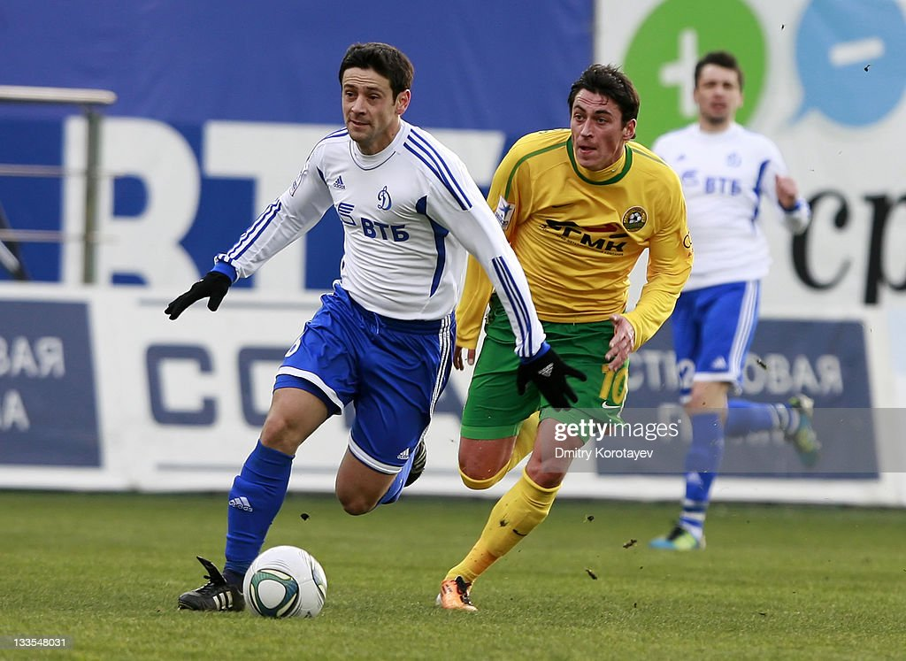 FC Dinamo Moskva v FC Kuban Krasnodar - Premier League