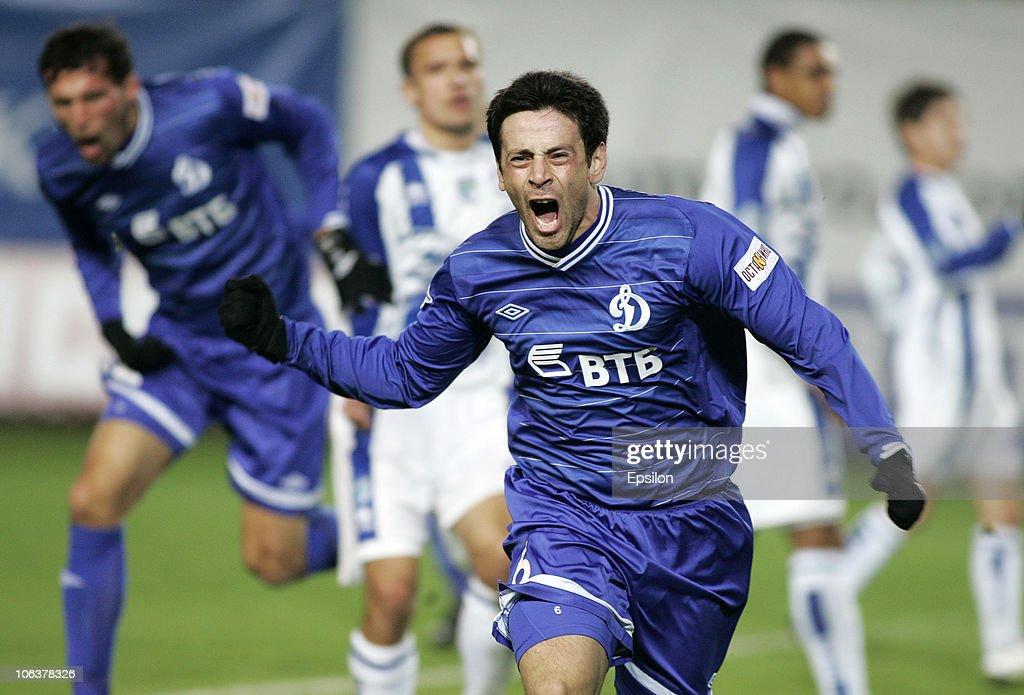 Dinamo Moscow v Sibir Novosibirsk - Premier-Liga