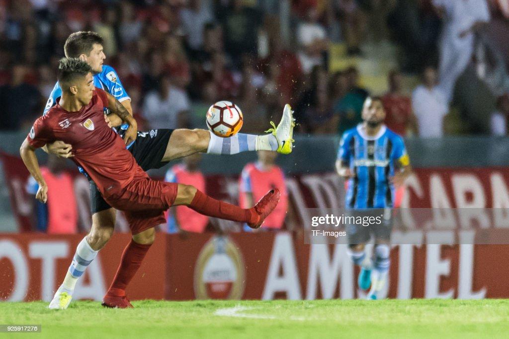 Independiente v Gremio - Conmebol Recopa Sudamericana 2018