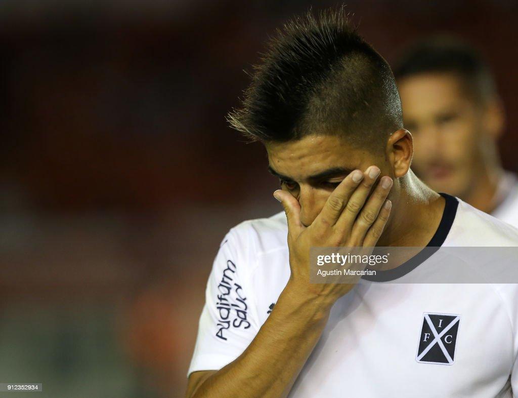Independiente v Estudiantes - Superliga 2017/18