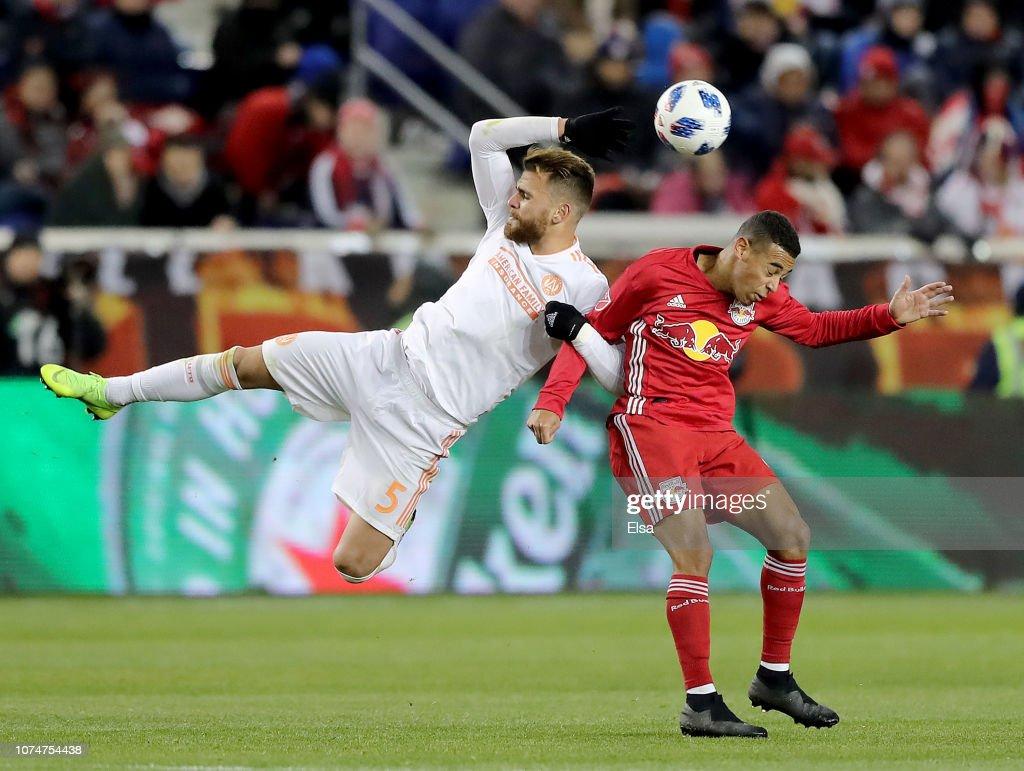 Atlanta United FC v New York Red Bulls: Eastern Conference Finals - Leg 2 : News Photo