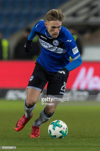 Len Bielefeld arminia bielefeld and union berlin stock photos and pictures getty