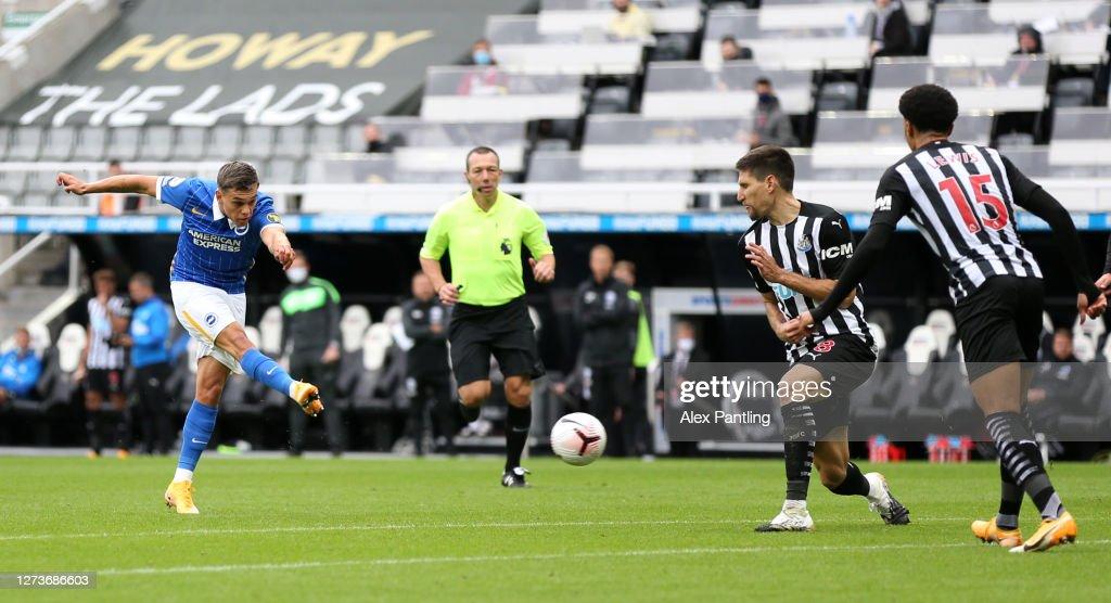 Newcastle United v Brighton & Hove Albion - Premier League : News Photo