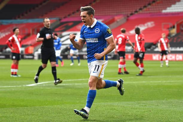 GBR: Southampton v Brighton & Hove Albion - Premier League