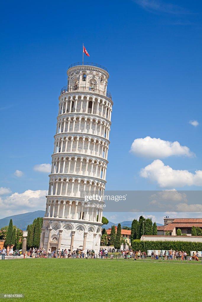 Torre de Pisa : Foto de stock