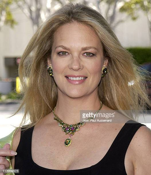 Leann Hunley during 30th Annual Daytime Emmy Awards Creative Arts Presentation at Universal Sheraton in Universal City California United States