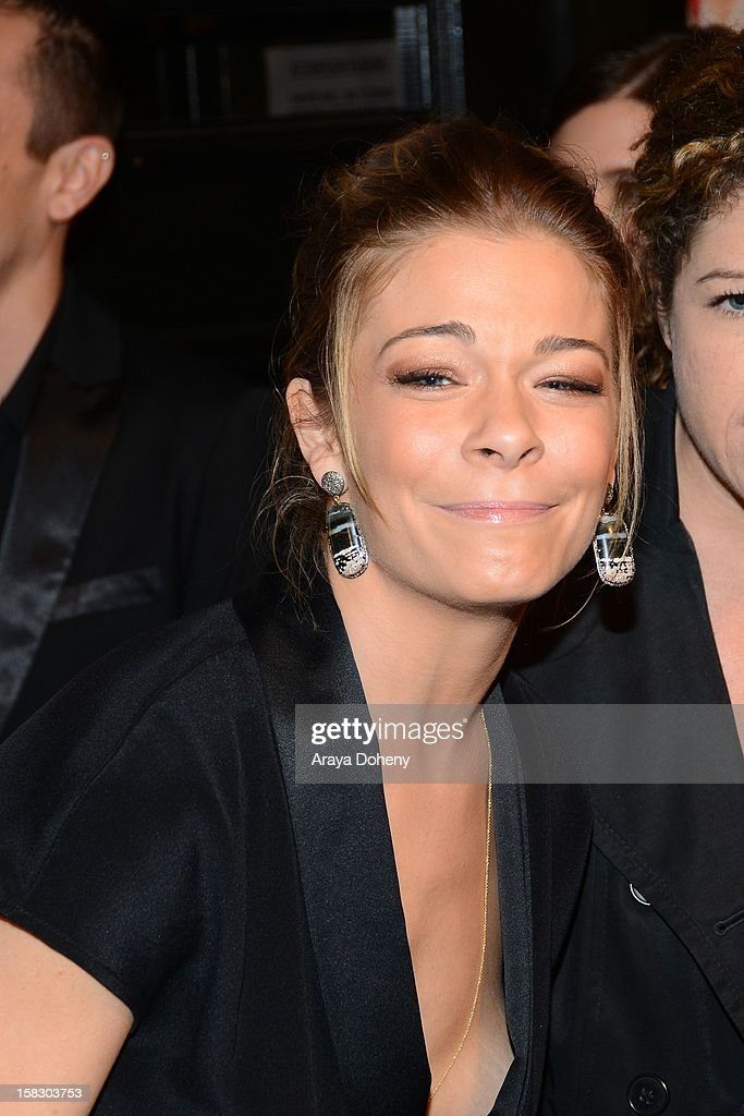 LeAnn Rimes arrives at the NOH8s 4th Anniversary