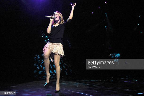 LeAnn Rimes during Country Cares Holiday Concert to Benefit Hurricane Relief Show - December 8, 2005 at The Palace of Auburn Hills in Auburn Hills,...