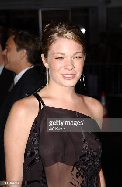 LeAnn Rimes during 'Four Feathers' Premiere at Mann Bruin in Los Angeles California United States