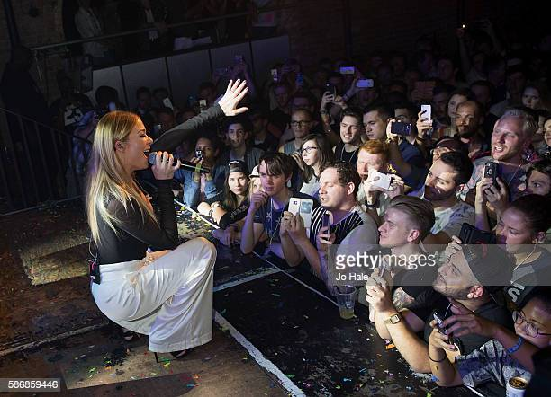 LeAnn Rimes performs at GAY on August 6 2016 in London England