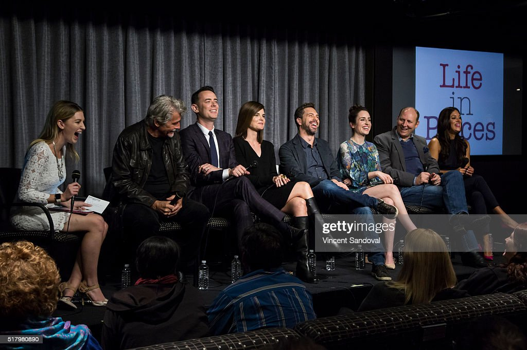 "SAG-AFTRA Foundation Conversations - ""Life In Pieces"" : Nachrichtenfoto"