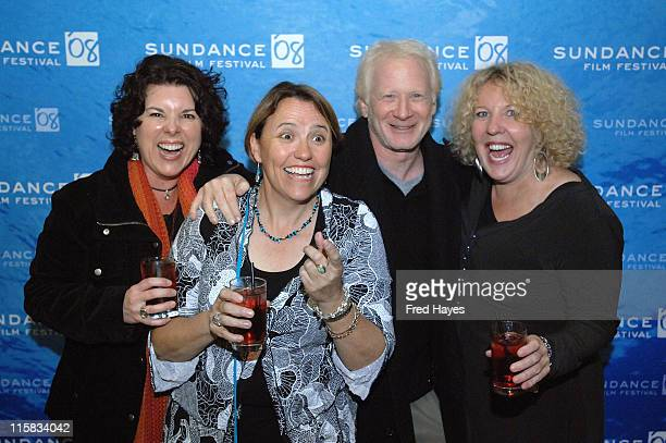 """Leanne Jonstone, Tina McDonald, Don Most and Megan Kingham attend """"The Great Buck Howard"""" After Party at Pierpont Place during the 2008 Sundance Film..."""