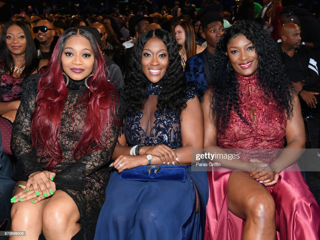 BET Presents: 2017 Soul Train Awards - Backstage & Audience
