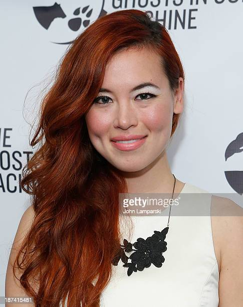 """Leanne Mai-ly Hilgart attends The Ghost In Our Machine"""" New York Screening at Village East Cinema on November 8, 2013 in New York City."""