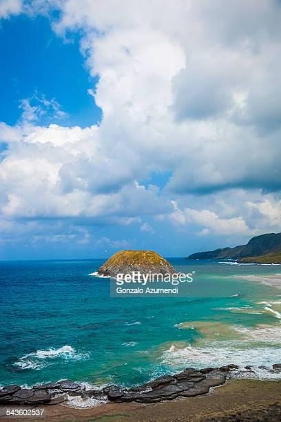 Leao Beach in Fernando de Noronha